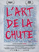 AFFICHE L ART DE LA CHUTE 8X6 + LAURIER
