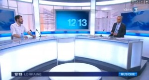 Capture france 3 lorraine