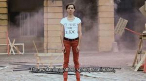 L'Art de la Chute - fiction satirique réalisé par Bastien Simon