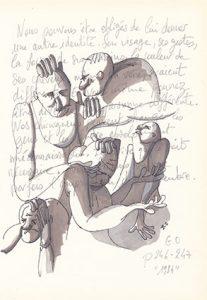 Dessin - Bastien Simon